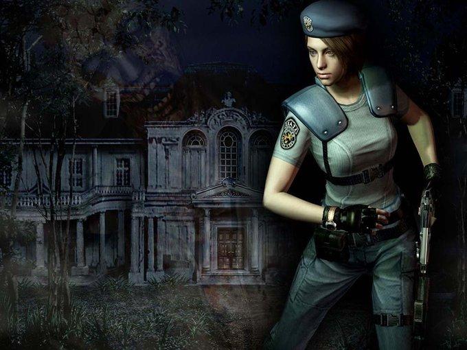 Daqui a pouco estaremos de volta à mansão nas montanhas Arklay. Vamos continuar nossa saga sombria e nostálgica em Resident Evil 1 Remake. Vem com o pai em #TBTNoEIGames e capricha aqui no RT. Foto