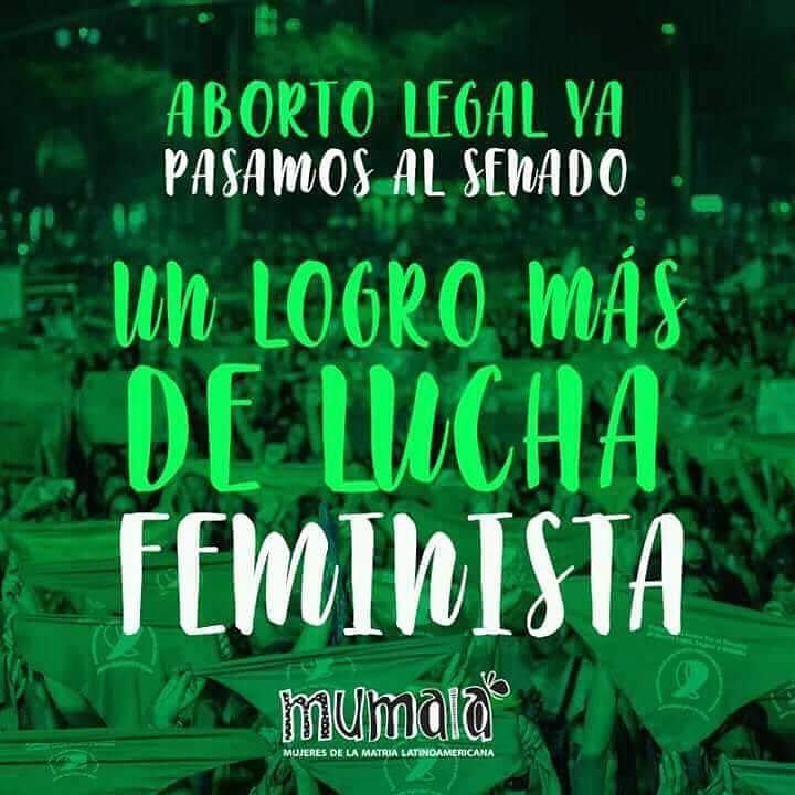 MuMaL谩 Tucum谩n's photo on #AbortoLegalYa