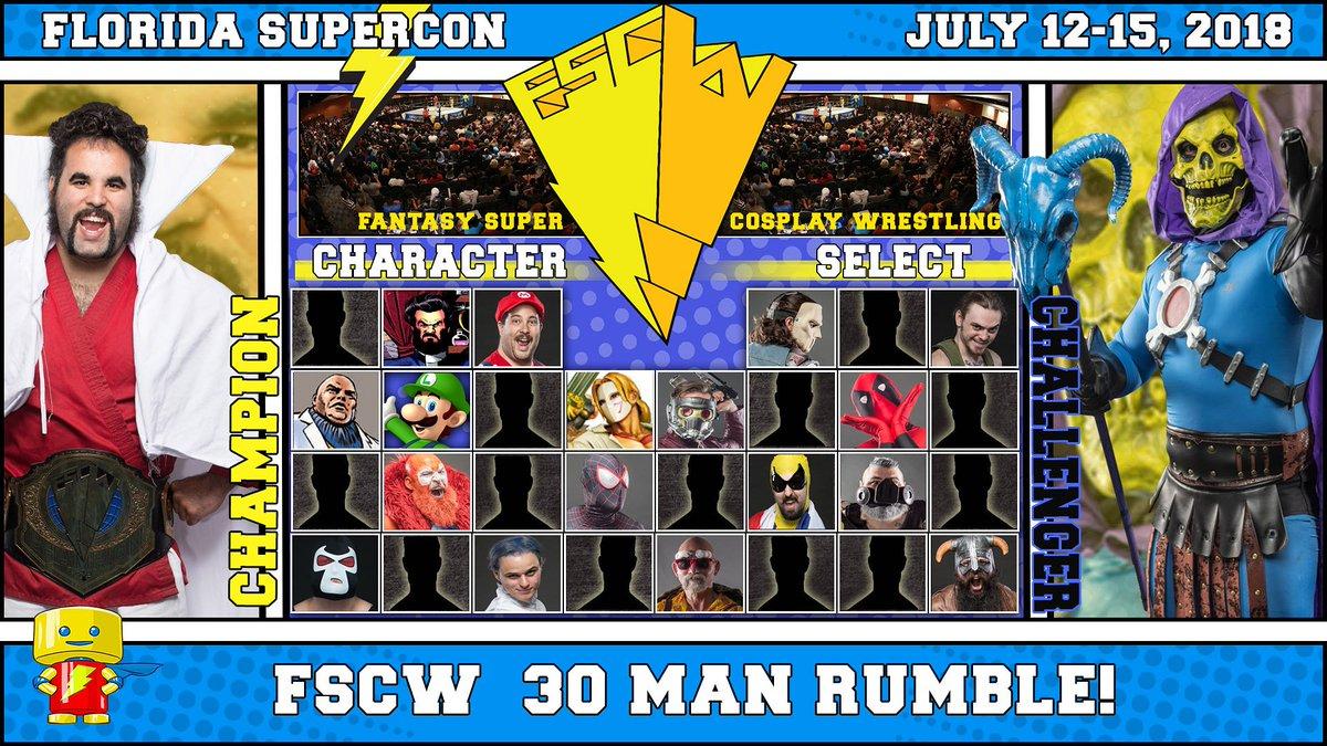 Resultado de imagem para Fantasy Super Cosplay Wrestling