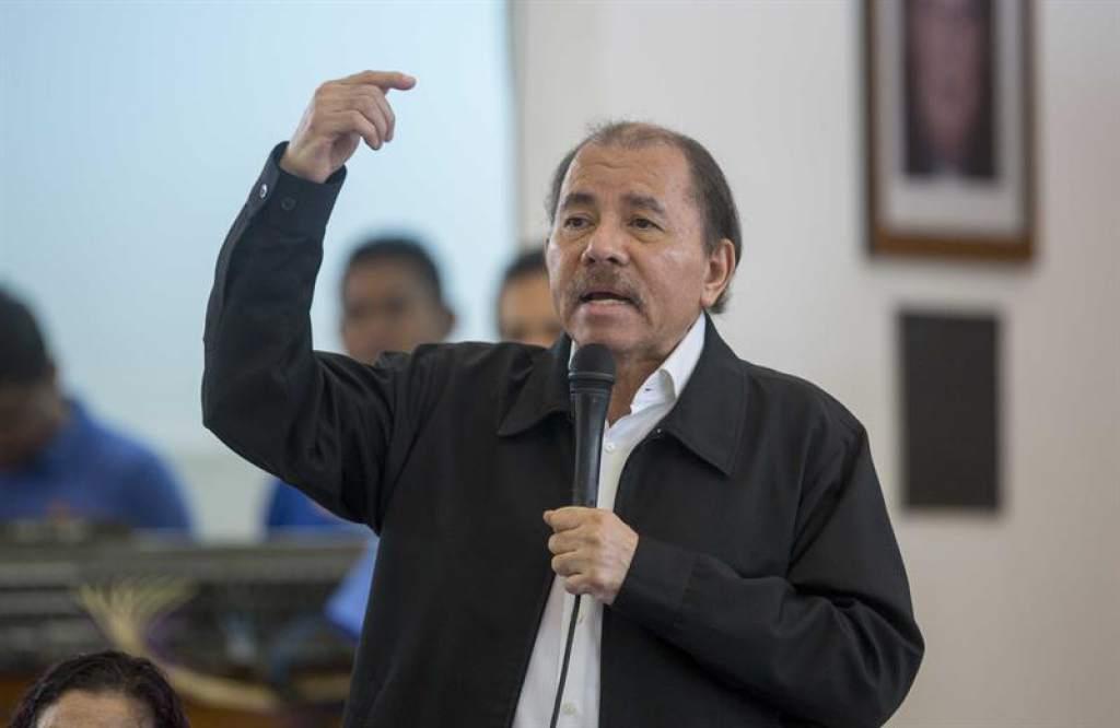 Ortega no estará en reanudación del diálogo para saldar crisis de Nicaragua https://t.co/3lXdqFAYB3 https://t.co/YOQY3A51GO