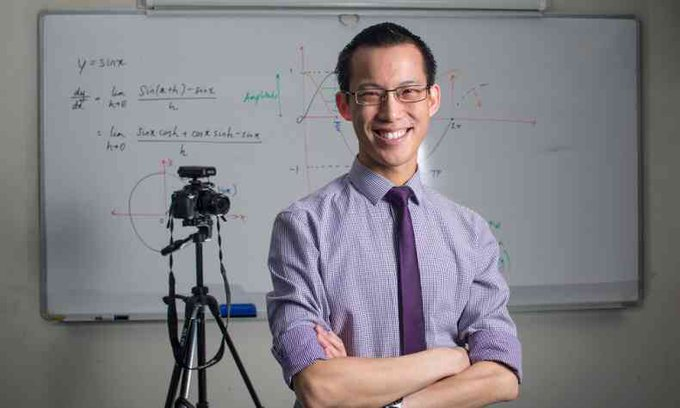 Got questions for @misterwootube ? Ask them during our Facebook live interview at . #tedxsydney #usydforgood Photo