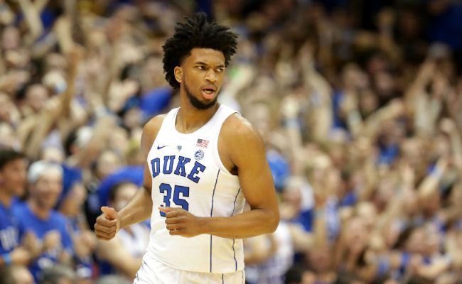 6f748d058329 Top NBA prospect Marvin Bagley III agrees to shoe deal with Puma