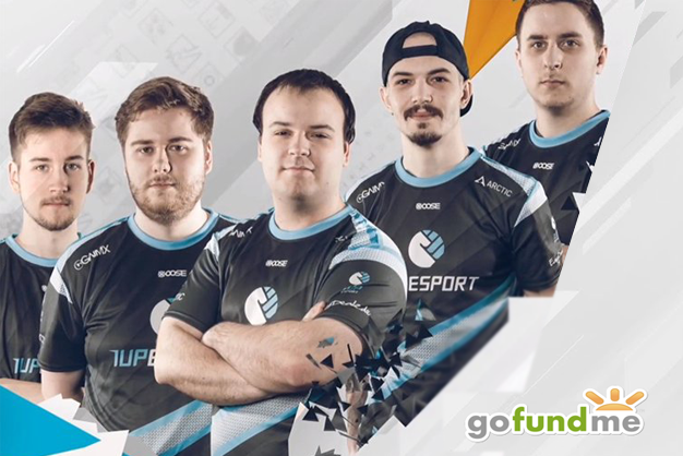 If you want to support one of the best teams in Europe, now is your chance!
