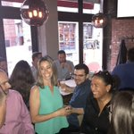 Our syntax summer party! @BevoPizza #goodtimes