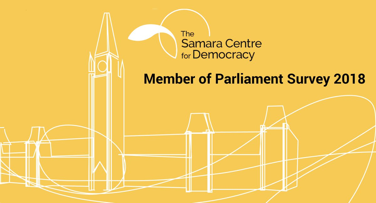 Hey #MPs, if you're still up please consider taking a few minutes to contribute to our research on improving Canada's parliamentary #democracy. Check your email for the link to our 2018 survey! Cc: @canadamptweets @CanadianGreens @CPC_HQ @liberal_party @NDP_@OurCommonsH#cdnpoliQ