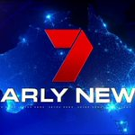 Image for the Tweet beginning: LIVE NOW: 7 News  