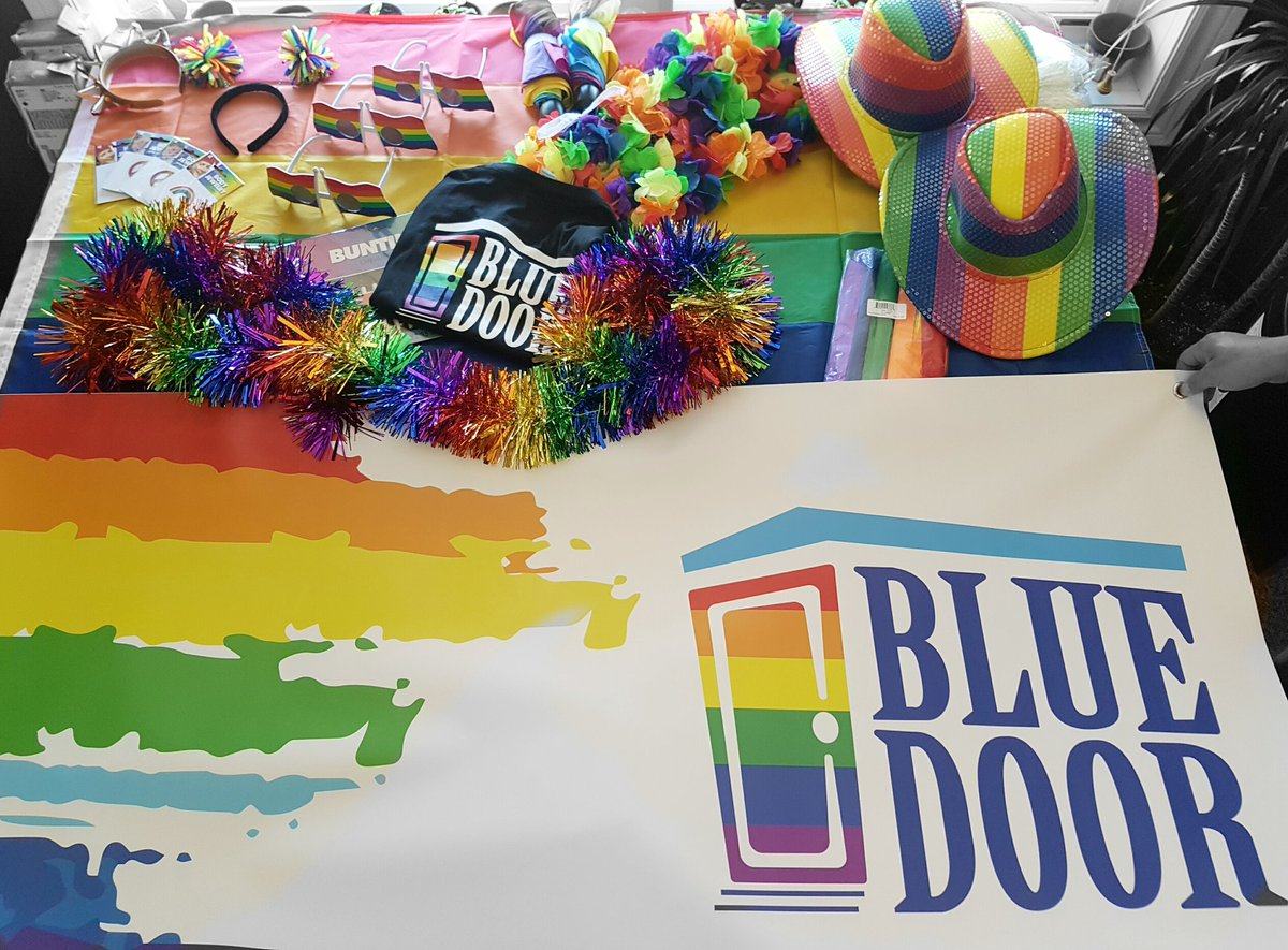 Excited to show our PRIDE during @yorkpridefest Pride Parade! The parade is happening this Saturday June 16th at 3pm at Main St ... & Blue Door Shelters (@BlueDoorShelter) | Twitter