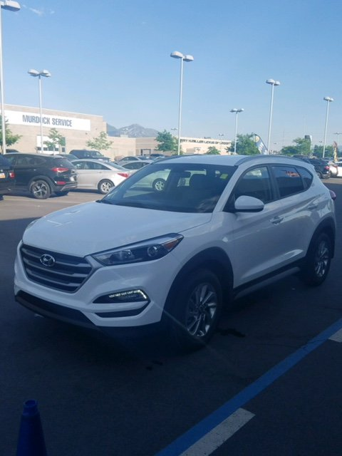 We Would Like To Thank Murdock Hyundai Lindon For Sharing Their Jimmerosity And Providing Us With The New 2018 Tucson Drive