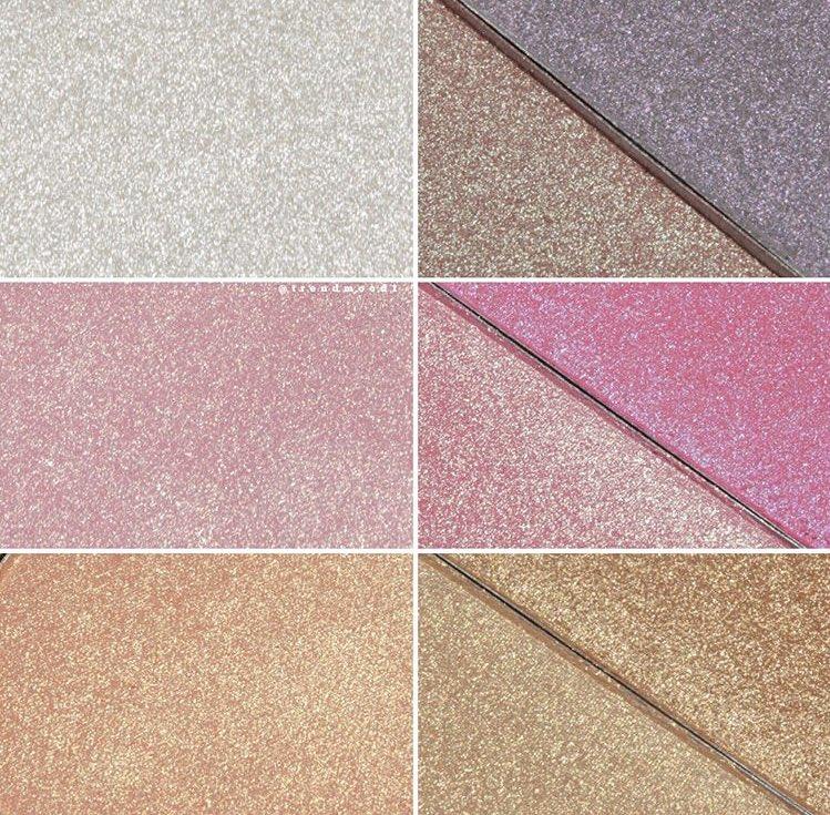 Duolight Highlight Palette by BH Cosmetics #22