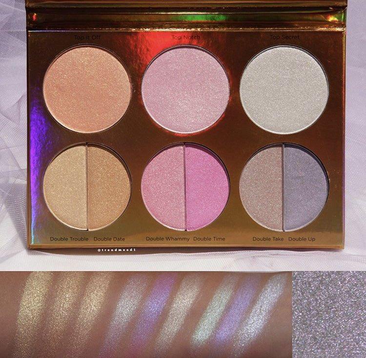 Duolight Highlight Palette by BH Cosmetics #15
