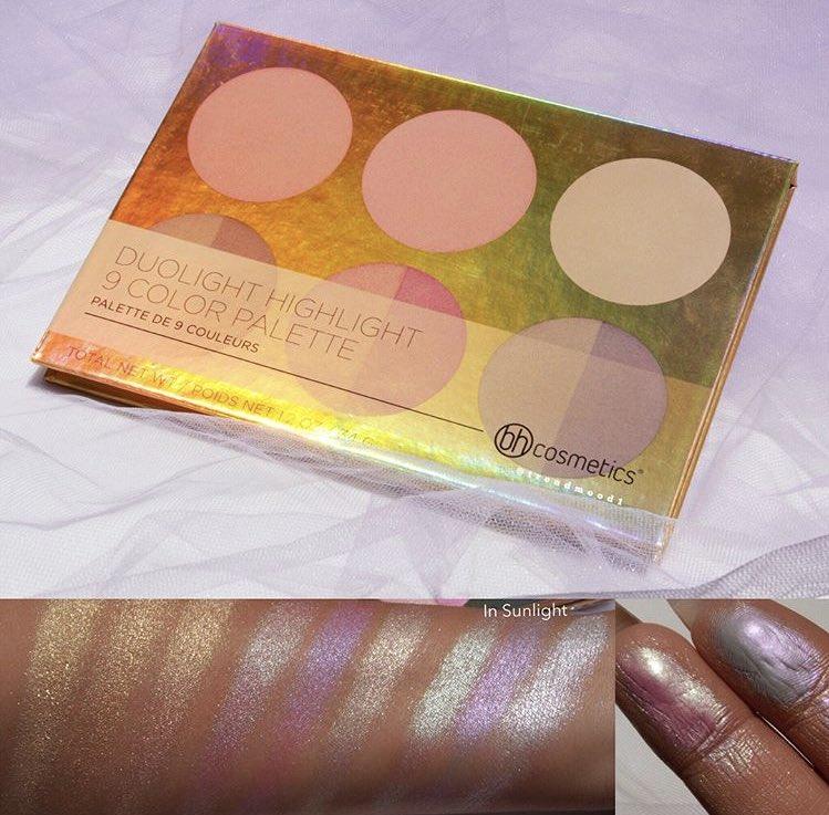 Duolight Highlight Palette by BH Cosmetics #16