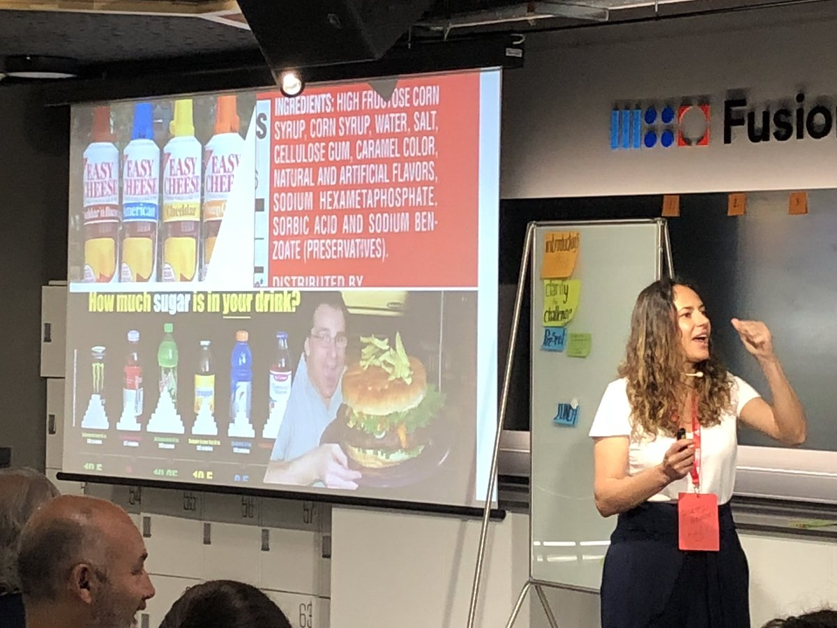 Starting off the 1st #foodwastehackathon in #Fusionpoint #RamblaofInnovation #Esade #SantCugat #Barcelona<br>http://pic.twitter.com/bOEJld9pVa