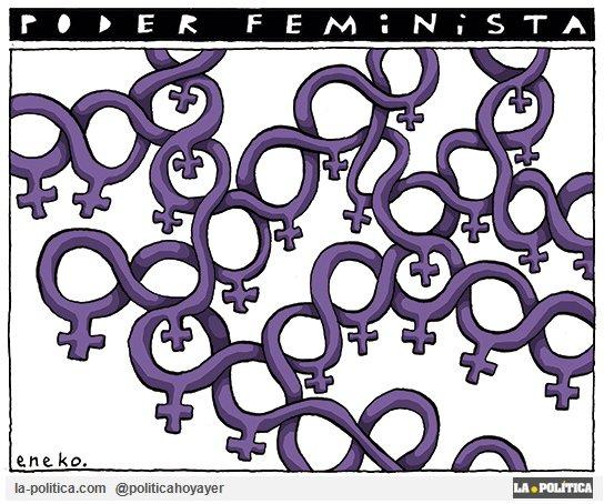 Poder feminista. Artículo de @carolacaracola5 ▶la-politica.com/las-mercury-13… … #LaCafeteraAmaneceQueNo #AbortoSeraLey