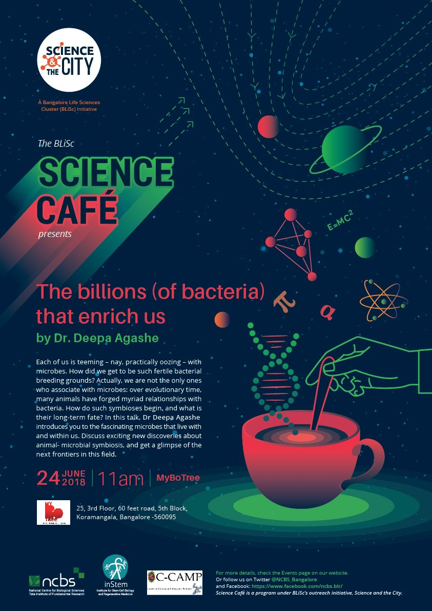 34c0d719b07ec9 National Centre for Biological Sciences on Twitter