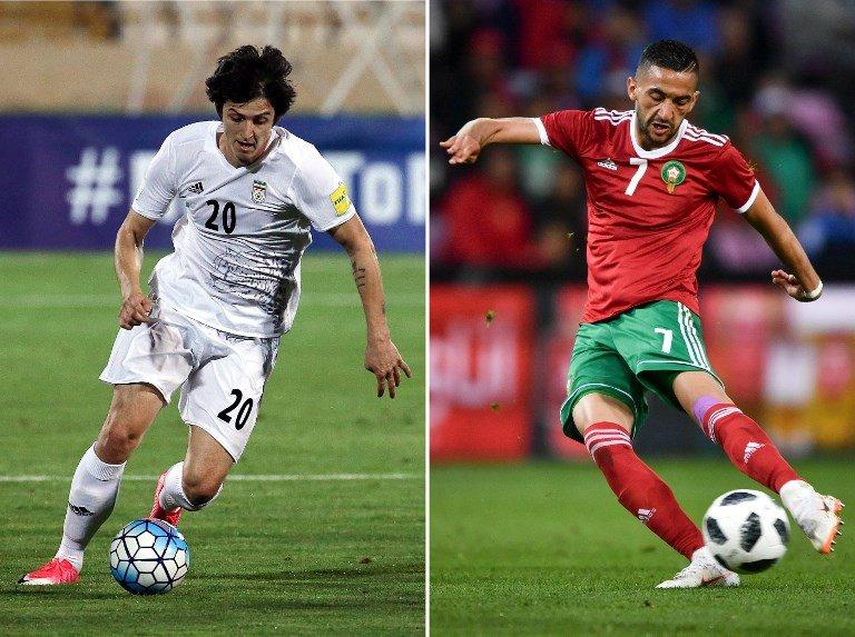 #CM2018 Groupe B - #Maroc vs #Iran : les lions de l\