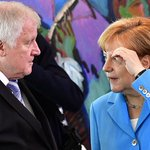 Меркель Twitter Photo