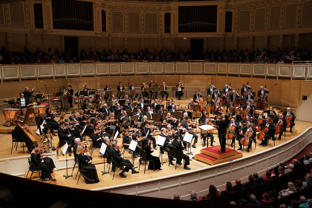 Chicago Symphony Orchestra on Twitter: