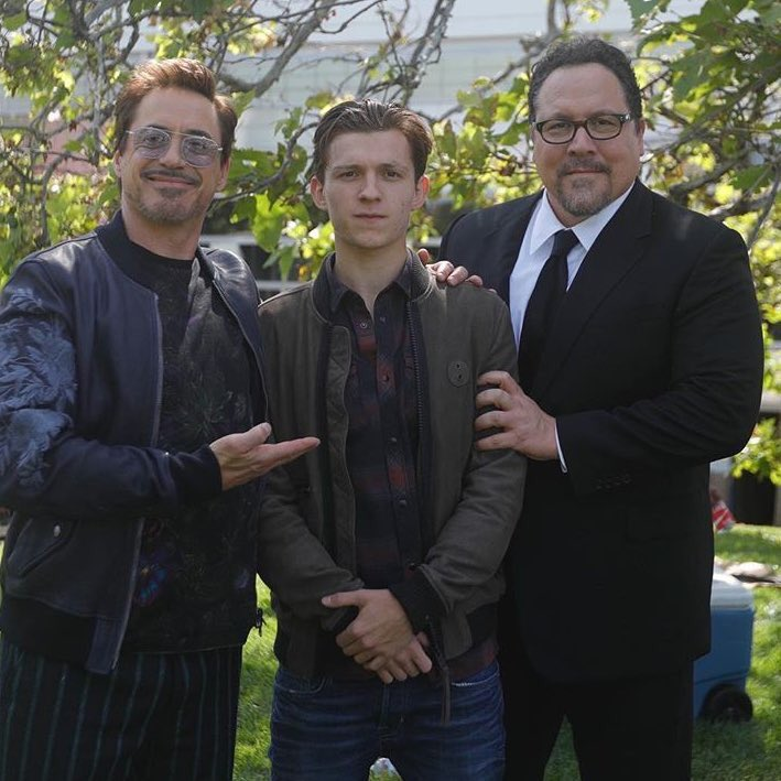 i love peter parker and all his fathers