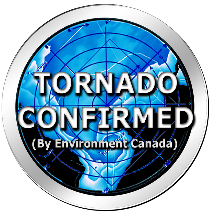 EC confirms EF-1 tornado from Jarvis & Waterford (just north of Lake Erie) from Wednesday. 160km/h winds & an incredible path (although damage was intermittent) 600 metres wide and 30km long! Wow!!! #onstorm #onwx Photo