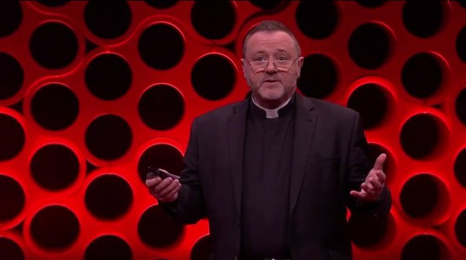 @FrBower just delivered a spectacular speech at #TEDxSydney - an absolute stand out! 🙏🏽❤️🙌🏾 Photo