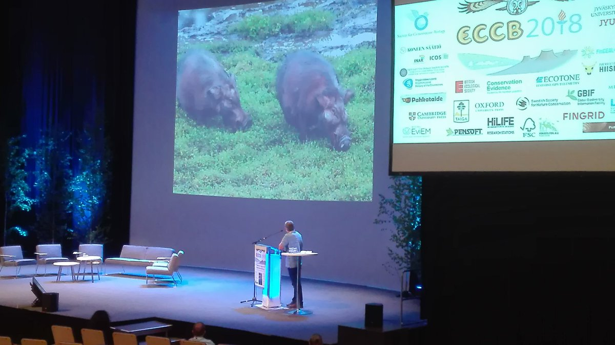 Absolutely lovely, harsh and eye opening plenary on the realities of PA management by Luis Arranz at #ECCB2018. So much food for thought I cannot put in in one tweet! <br>http://pic.twitter.com/L3kGJSbrFu