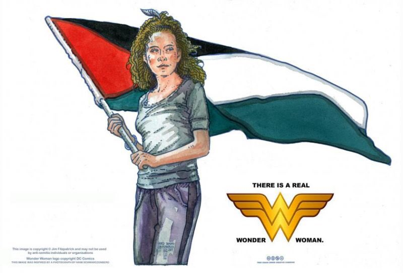 #AhedTamimi 50 years ago I created the now world famous #CheGuevara poster. You never know if art matters but you gotta try. I&#39;ve been doing political and anti oppression posters for over 50 years now.  This was to be my last.  It wasn&#39;t ;)  https://www. jimfitzpatrick.com/product/ahed-t amimi-free-print-download/ &nbsp; …  #JimFitzPatrick<br>http://pic.twitter.com/crRIRNVhLo