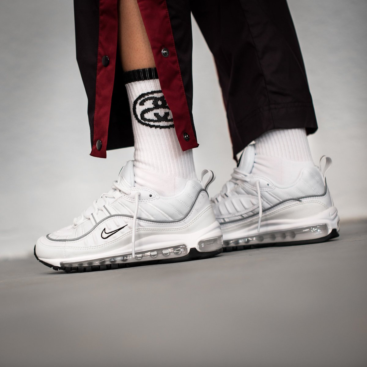 7afa3539f2 AIR MAX 98 - Ladies only! The Nike Air Max 98 in two new colorways is now  available on http://KICKZ.com and in our stores! http://kickz.cc/Wam98_en  ...