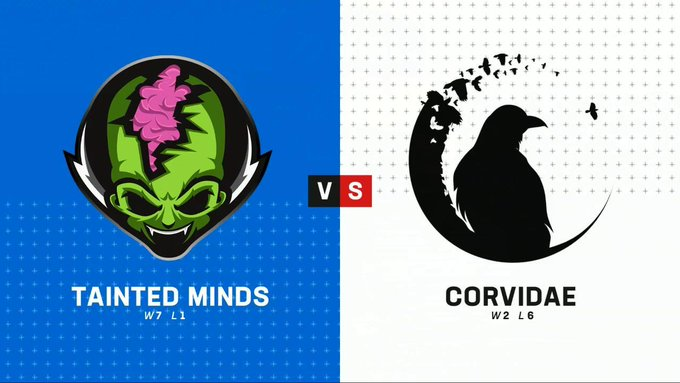 Join us as we head into our next match up: @TaintedOrg vs @corvidaeinc Which team will take the victory on stage as they face off on Cache! 💪 📺 #ESLAUNZ Photo