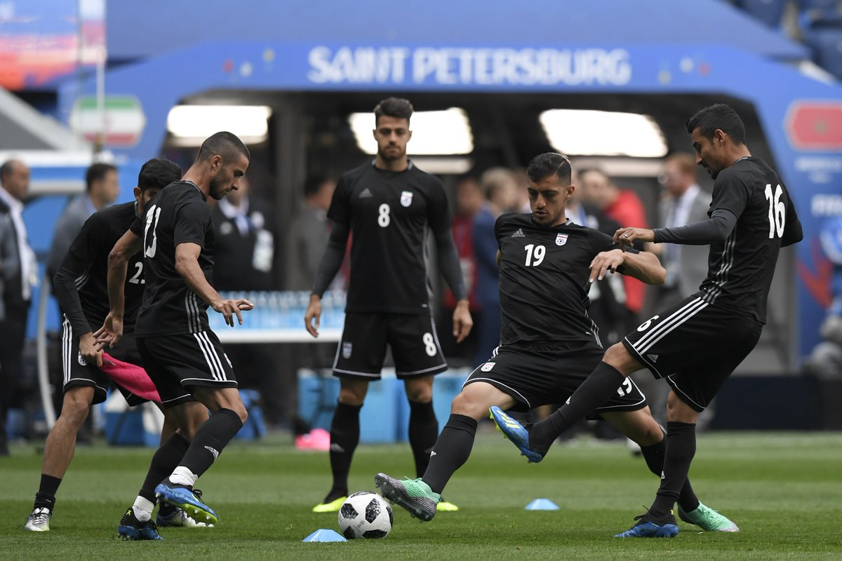 DftnaxBUcAAfJss - FIFA World Cup 2018: Morocco Vs  Iran Preview