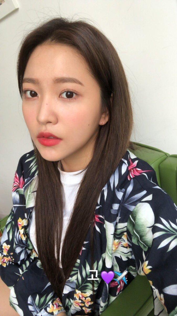 5redvelvet On Twitter Official 180615 Red Velvet Instagram Story Update With Yeri Https T Co Bjqk4ipiak