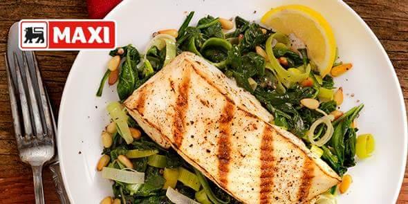 Za današnji porodični ručak Maxi preporučuje grilovane filete ribe uz marinadu od limuna, peršuna i maslinovog ulja - pravi morski doživljaj na vašem tanjiru! https://t.co/8dsOcI4Nv6