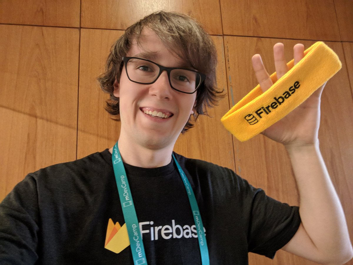 Almost time for my @mDevCamp talk Firebase: Realtime Database vs Cloud Firestore 🔥