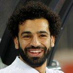 Mo Salah Twitter Photo