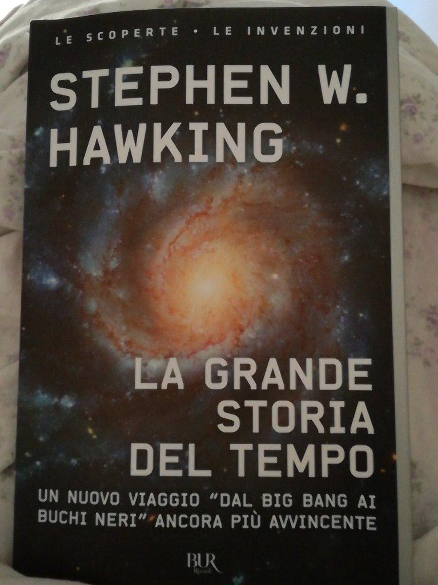 Leggere in vacanza,con la matita in mano,condividere i buoni libri #libridaleggere #stephenHawking #lagrandestoriadeltempo  - Ukustom