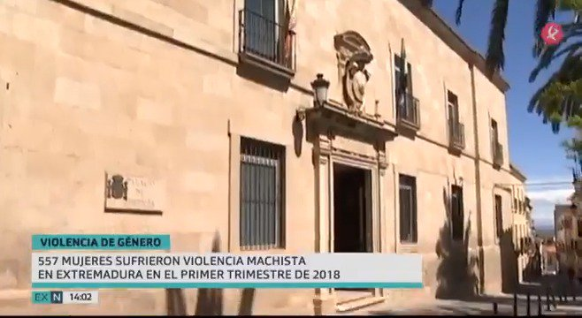 #Extremadura es la 3ª comunidad autónoma con menos denuncias de #España por violencia de género, pero los datos continúan siendo preocupantes. En lo que va de año, se han realizado 610 denuncias y los tribunales han dictado 145 órdenes de protección. Más datos 👇 #EXN https://t.co/9npgykDriH