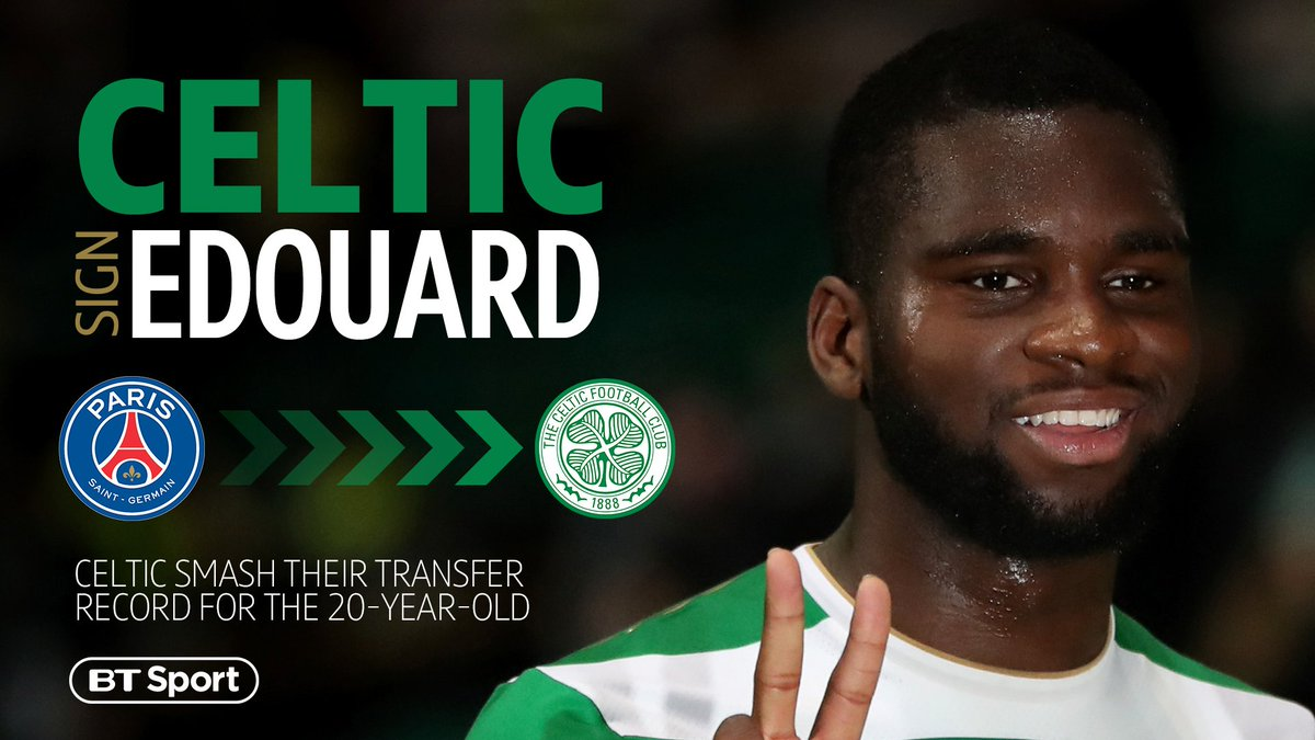 Image result for edouard celtic 9 mil