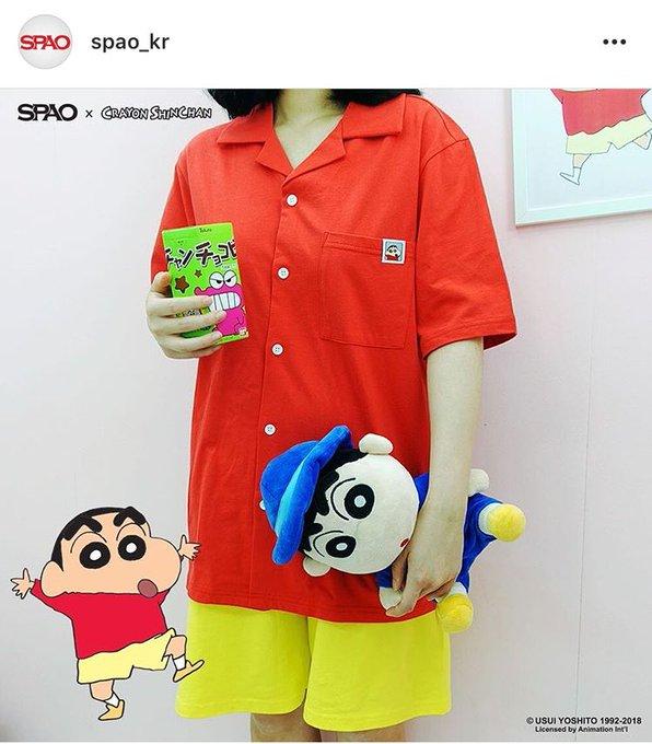 園長先生の柄まで…!?韓国のブランドから出ている「クレヨンしんちゃんパジャマ」が可愛すぎる