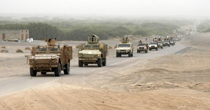 distances itself from escalating offensive in Yemen Photo