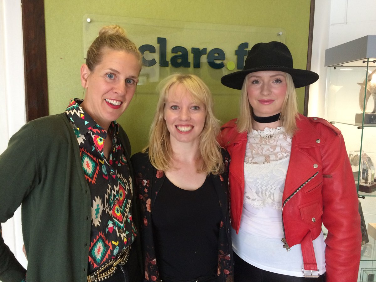 Clare Fm On Twitter Now On Morning Focus The Fab Jazz Singer Grainne Cotter Joined By Glorennis Angie Goff Hat Designer Extraordinaire Margaret O Connor Tune In Https T Co W1zpf67v2w