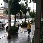 #ฝนตก Twitter Photo
