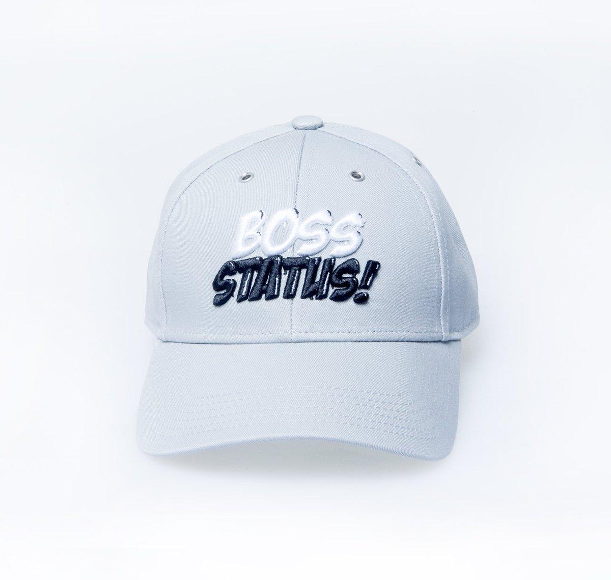 Boss Status Cap (Grey) https   bossstatus.co.uk products boss-status-cap- grey …pic.twitter.com y3XPpPLlQp ac2391556e5b