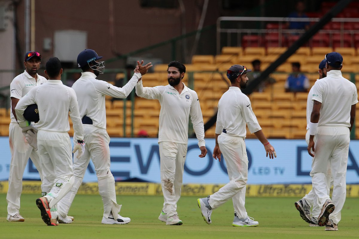 IND vs AFG, One-Off Test: 122-Year Old Record Equalled As 24 Wickets Fell On Day Two