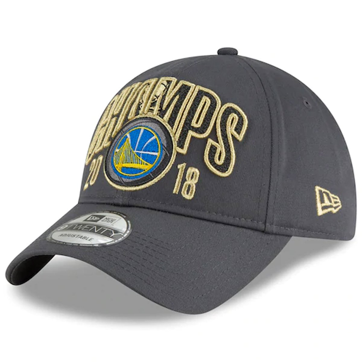 sports shoes 58bfc 0f0ac ... inexpensive where to buy the golden state warriors 2018 nba finals  champion dad hat from new