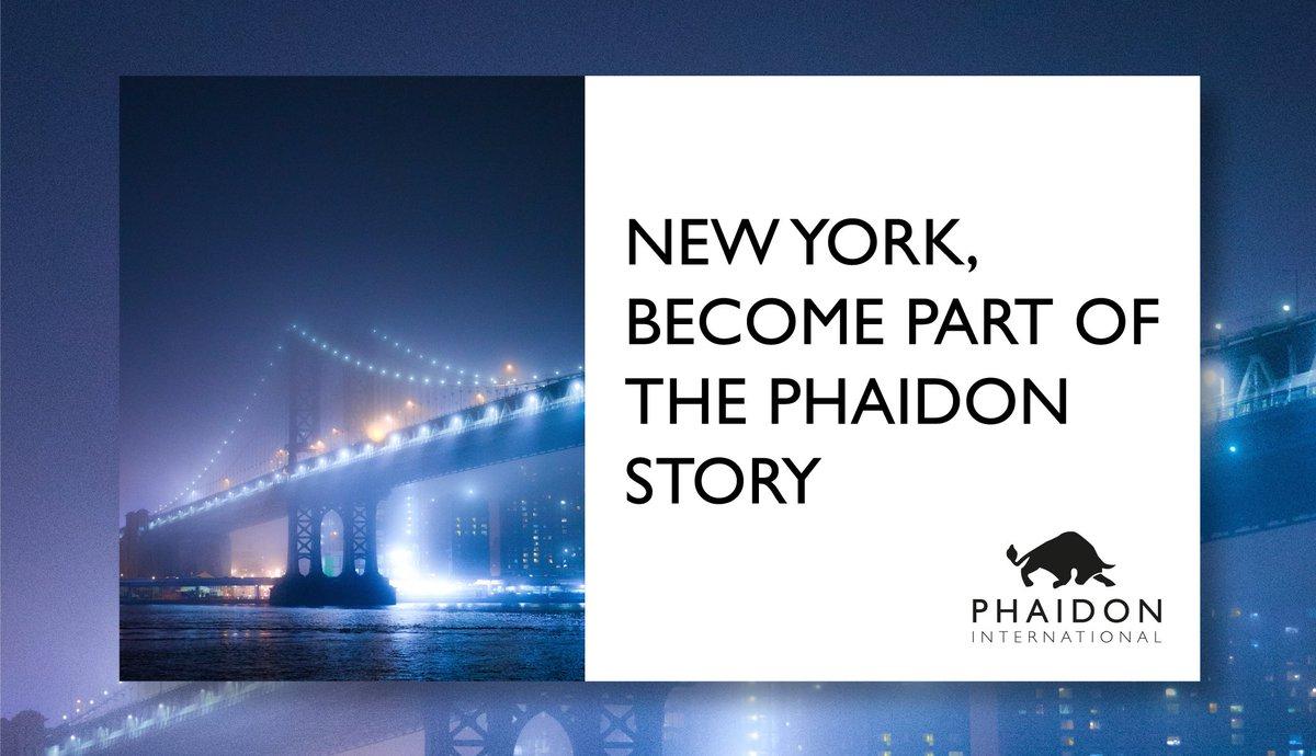 Phaidon International on Twitter:
