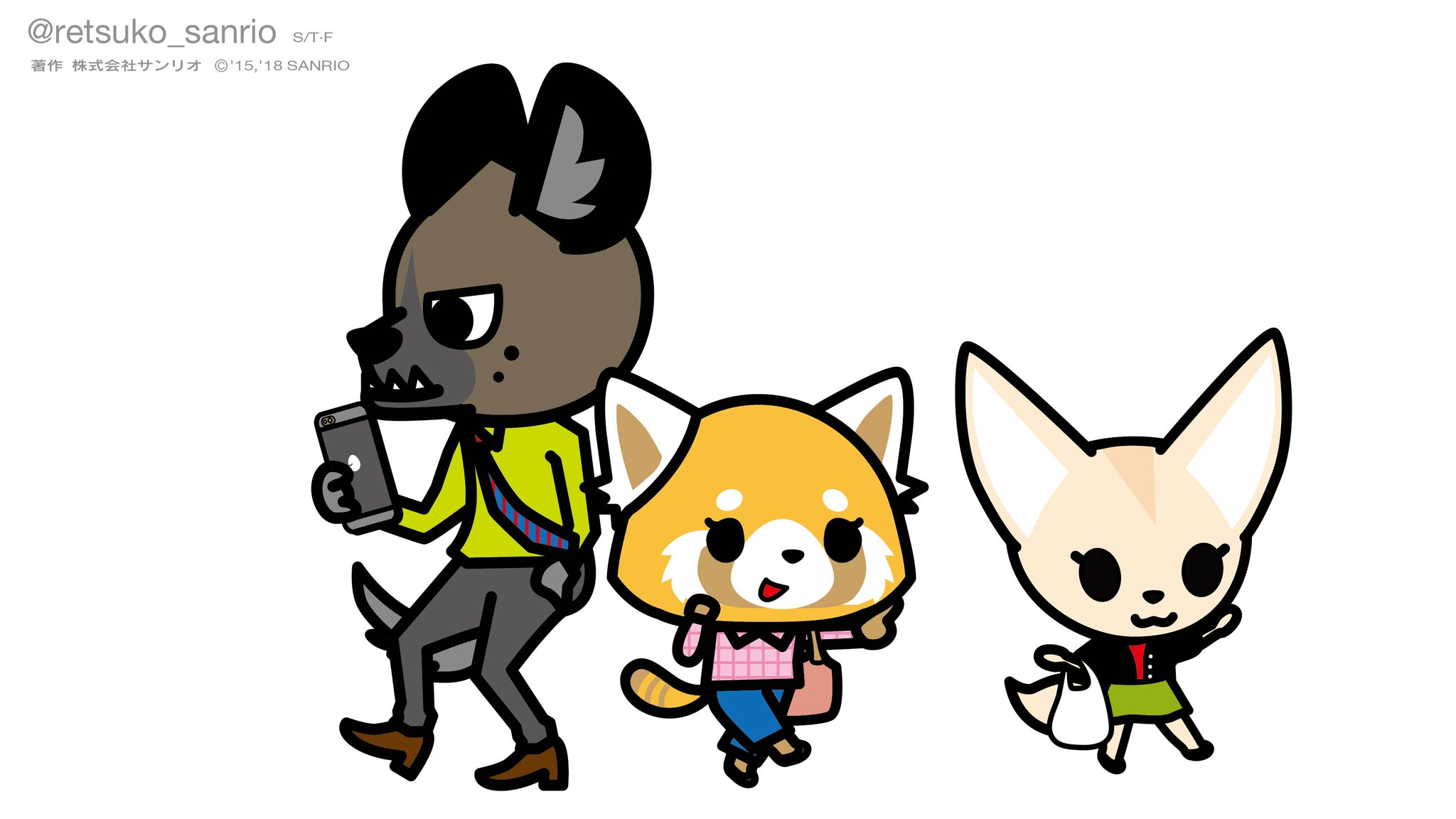 Sanrio Shows Their Zootopia Appreciation!