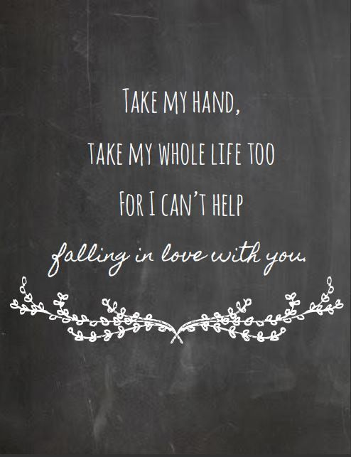 Hover Me On Twitter Falling In Love Lyric Quotes Httpst