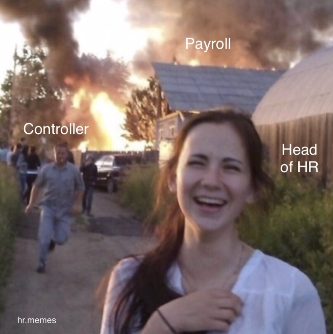 "HR Memes On Twitter: ""#Payroll #NotMyAOR #ItsFinanceJob"