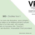 Image for the Tweet beginning: Formation avancée référencement naturel Google