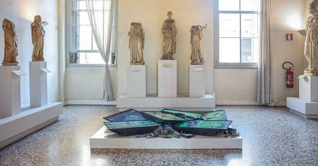 #SarahRevoltella #Arteologia @museo_archeologico_venezia https://t.co/podXzfTnh7