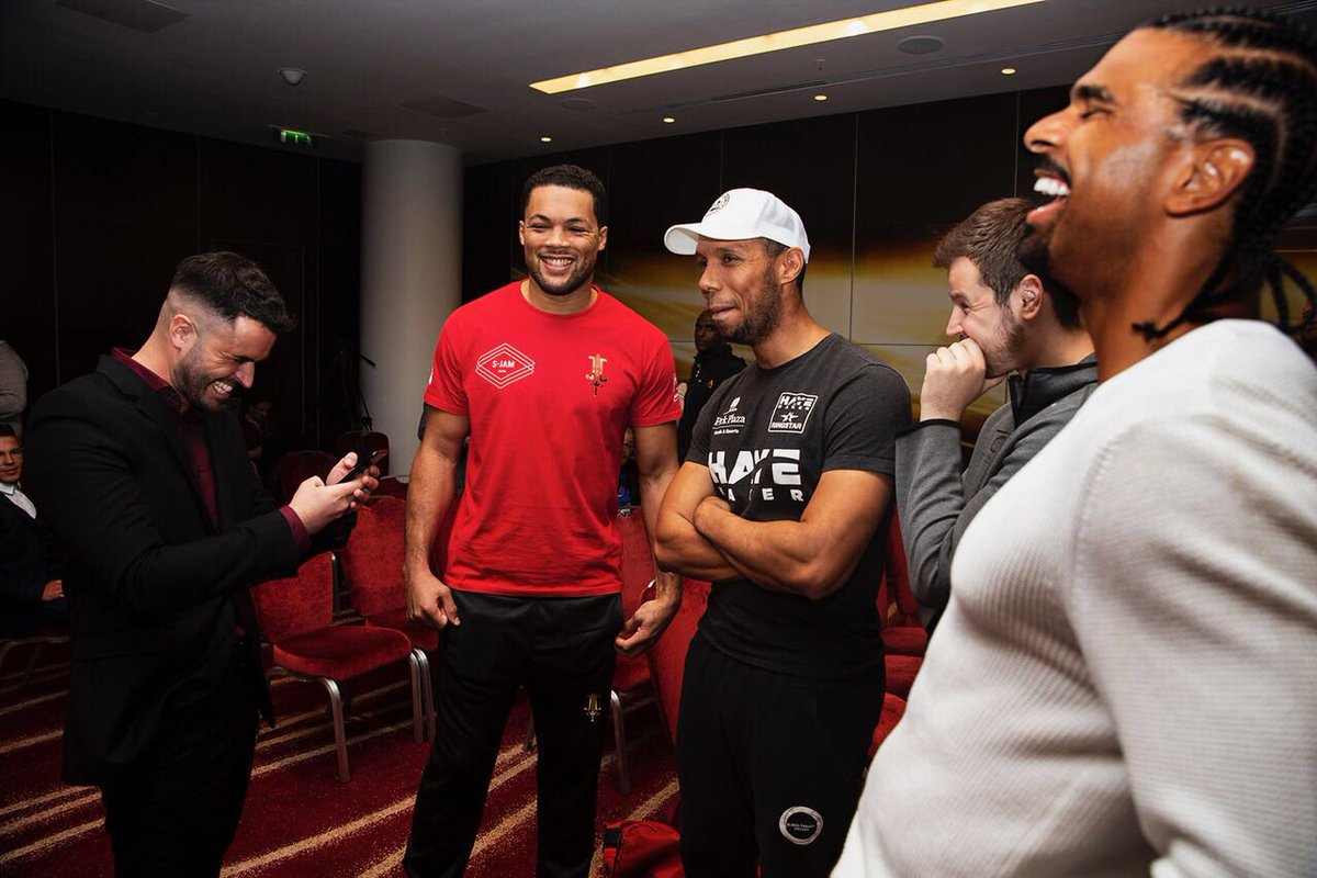 We are just hours away from another destructive knockout from @JoeJoyce_1. Get to know The Juggernaut a little better with his Q&A with @mattnashmetro of @metrosportHQ 👉 metro.news/joe-joyce/1101…